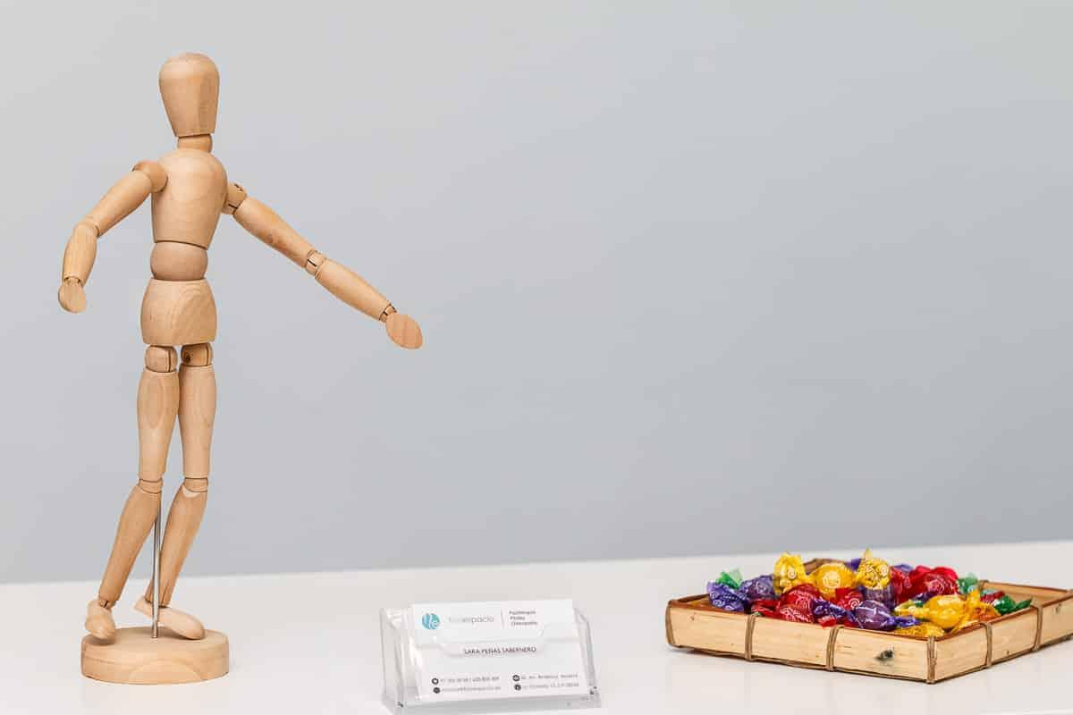 muñeco de fisioespacio