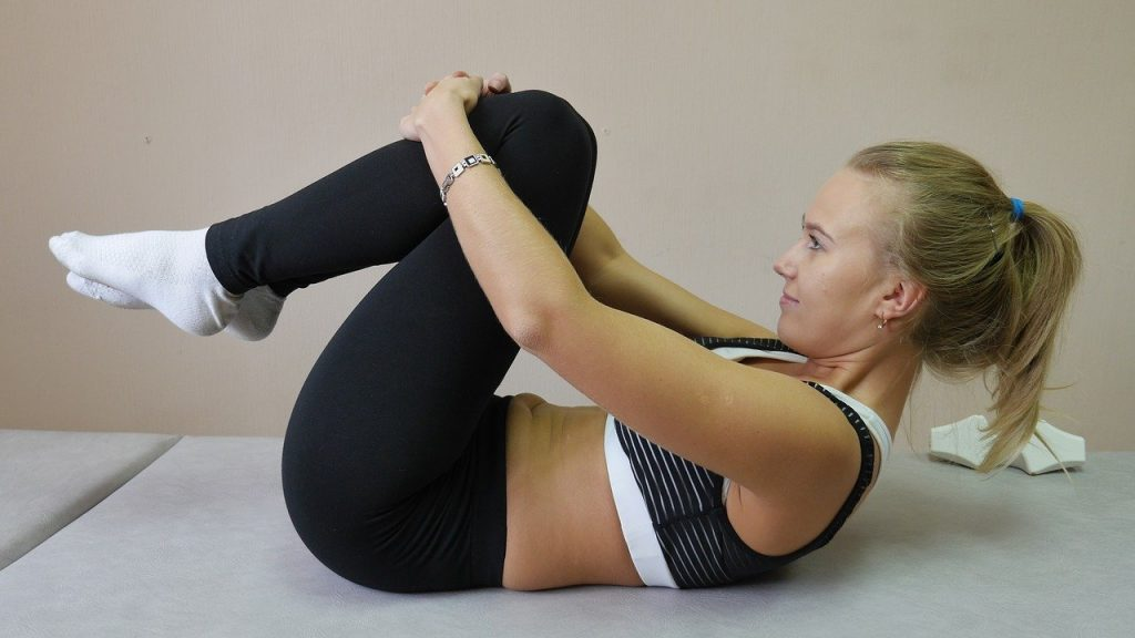 Técnicas de Pilates para mejorar la ciática